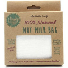 Hemp Tribe 100% Natural Nut Milk Bag