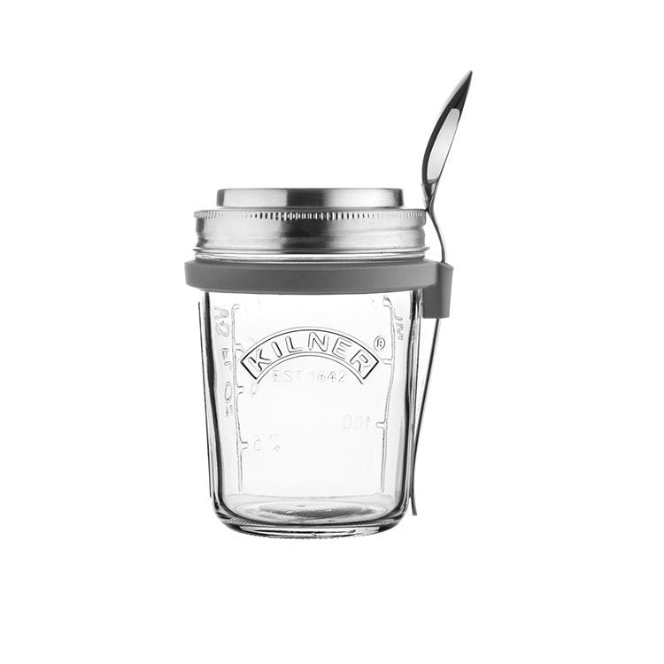 Kilner Glass Breakfast Jar Set