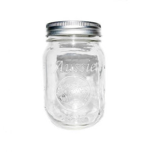 Zero Waste Store Aussie Mason Preserving Jar 500mL