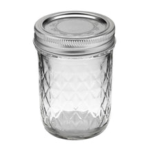 Aussie Mason Quilted Jar - Regular Mouth 240mL
