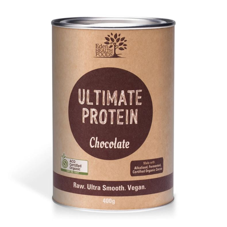 Zero Waste Store Australia Eden Health Foods Ultimate Protein Chocolate 400g