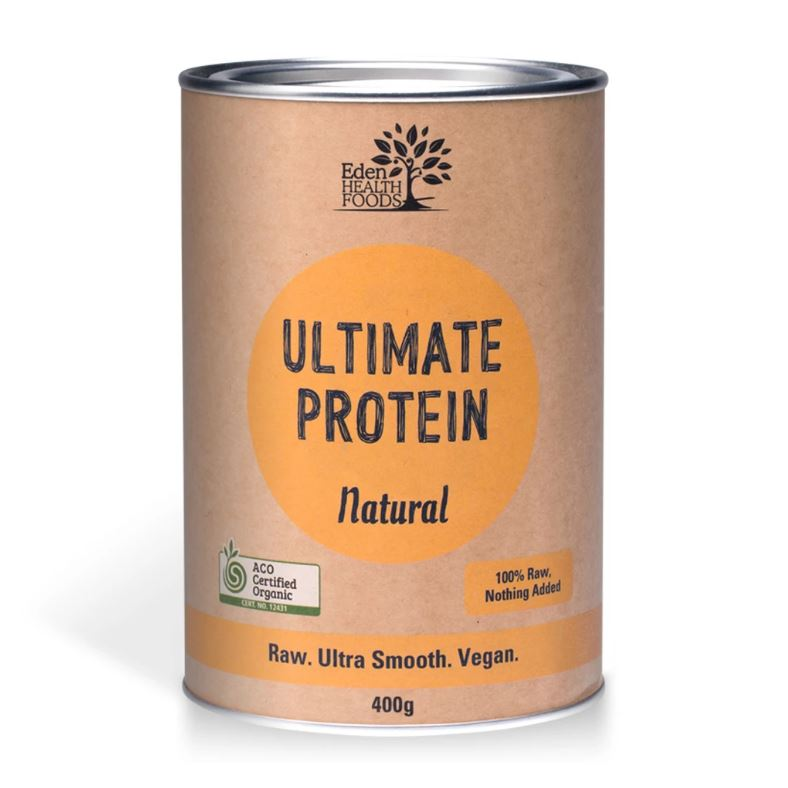 Zero Waste Store Australia Eden Health Foods Ultimate Protein Natural 400g