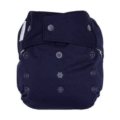 GroVia Nappy Shell with Snapfit top - Choose Colour