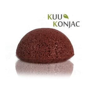 Kuu Konjac Natural Facial Sponge - Choose Variety