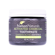 Nelson Naturals Toothpaste - Choose Variety