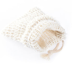 Soap Bag - Sisal Natural Fiber