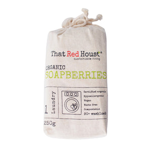 That Red House Organic Soapberries - Choose Size