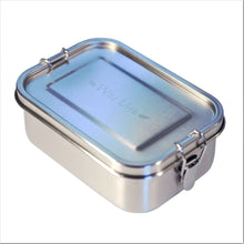 Wild Urth Stainless Steel Rectangle Lunch Box - 800ml