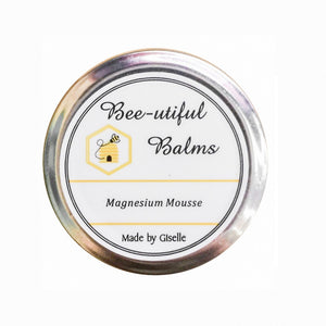 Zero Waste Store Bee-utiful Balms Magnesium Mousse