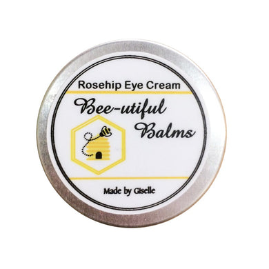 Zero Waste Store Bee-utiful Balms Rosehip Eye Cream