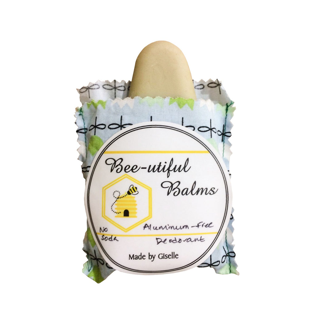 Zero Waste Store Bee-utiful Balms deoderant