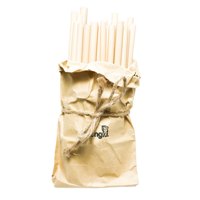 Zero Waste Store Monki Bamboo Straw Set