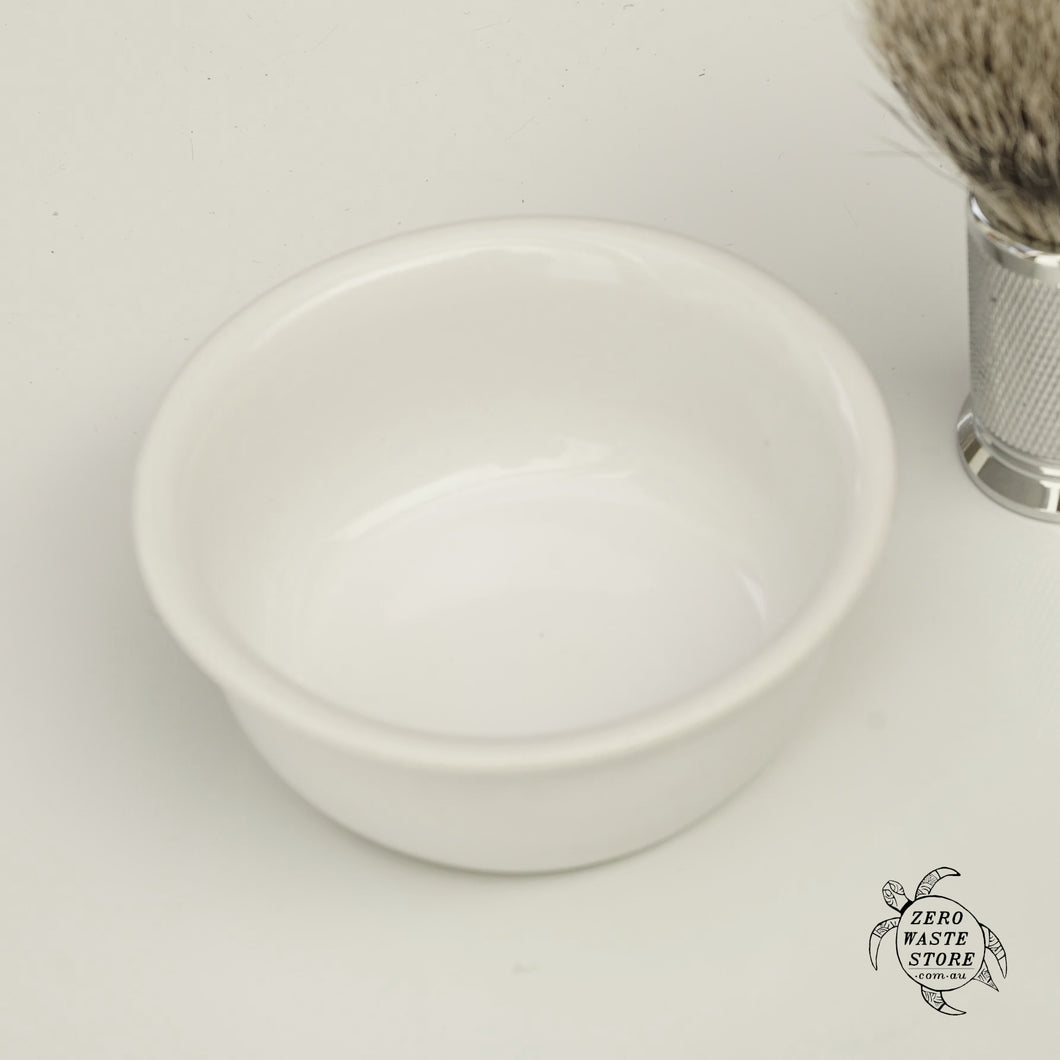 Frank Shaving Ceramic Shaving Bowl