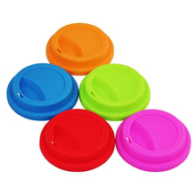Silicone Coffee Cup Travel Lid