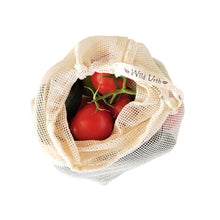 Zero Waste Store Wild Urth Organic Cotton Mesh Produce Bag Large