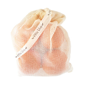 Zero Waste Store Wild Urth Organic Cotton Mesh Produce Bag Medium