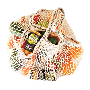 Wild Urth Organic Cotton String Bag