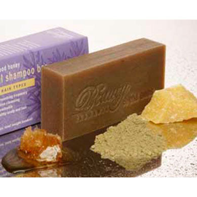 Beauty and the Bees - Henna Senna Conditioning Shampoo Bar