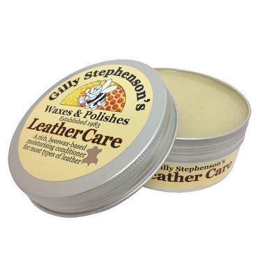 Gilly Stephenson Leather Care Wax - 125mL