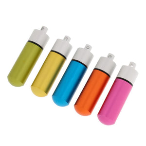Mini Aluminium Tough Canisters