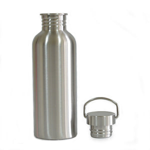 Stainless Steel Drink Bottle - 2 Sizes