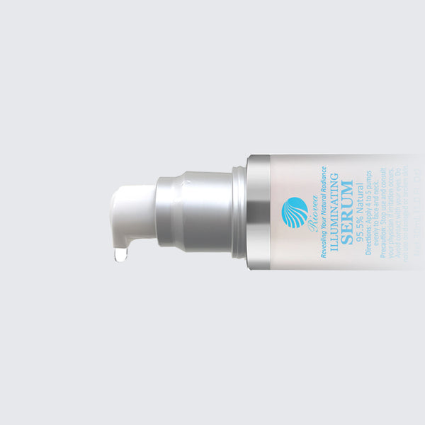 Natural Skin Brightening Illuminating Serum