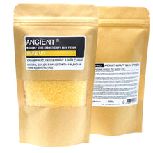 Load image into Gallery viewer, Aromatherapy Bath Potion in Kraft Bag 350g - Wake Up-Bath & Body-SmartMugCo