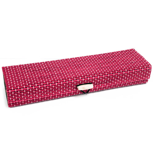 Square Box 21.5cm - Pink-Gifts-SmartMugCo