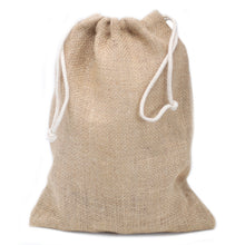 Load image into Gallery viewer, Medium Jute Sack - 240x300mm-Home-SmartMugCo