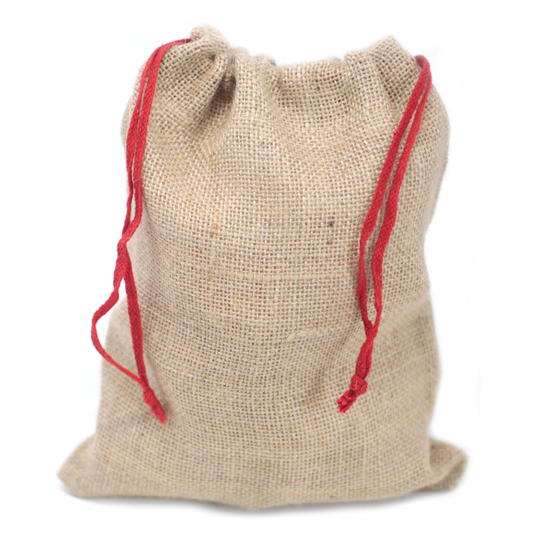 Small Jute Sack - 180x220mm-Home-SmartMugCo