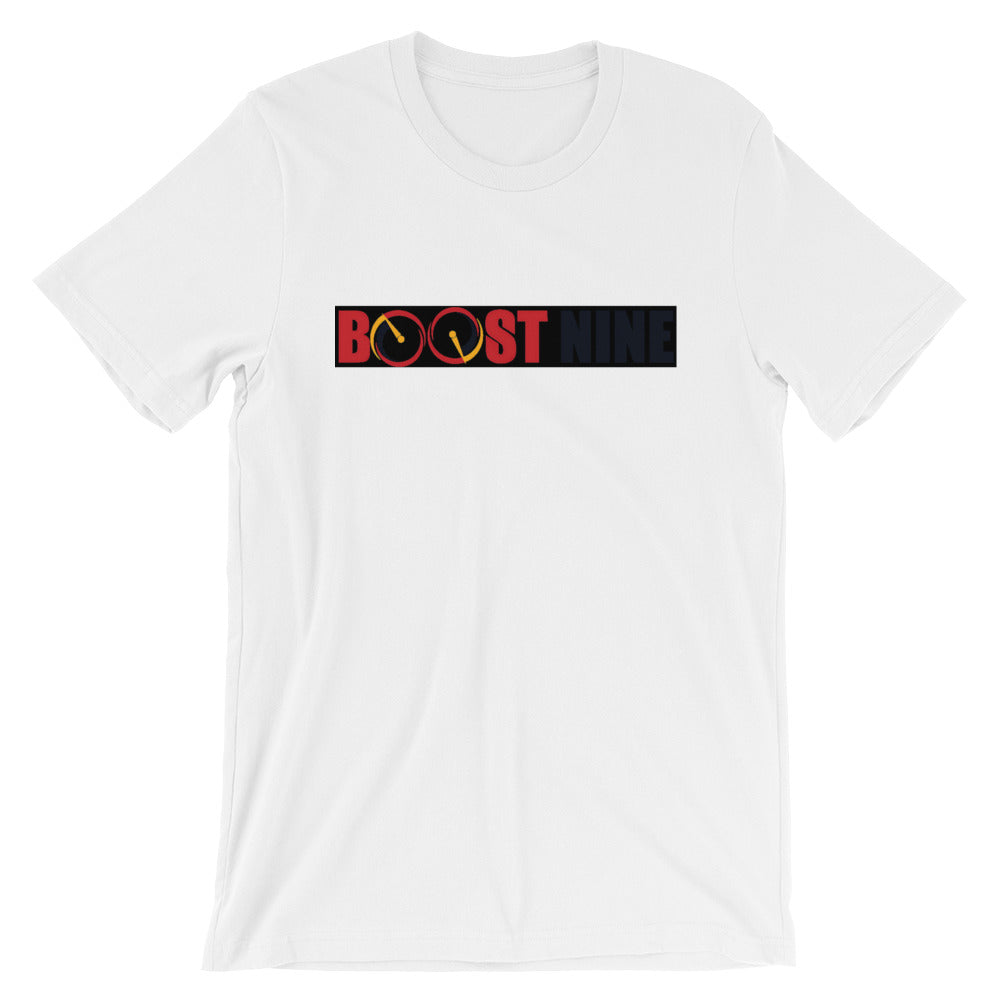 Boost Nine | Short-Sleeve Unisex T-Shirt