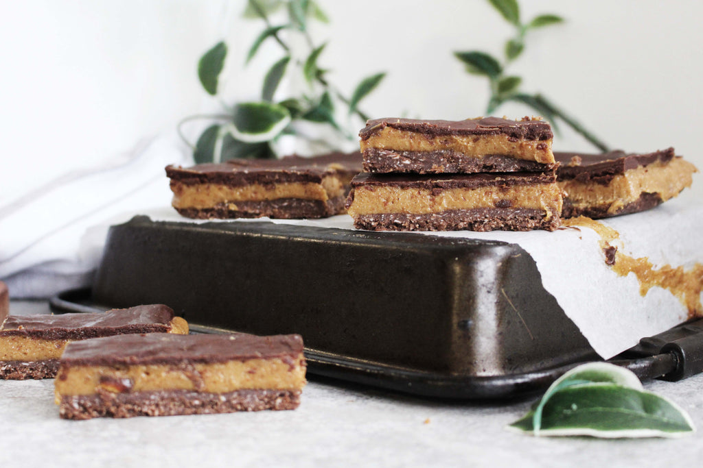 Raw Caramel Slice Recipe