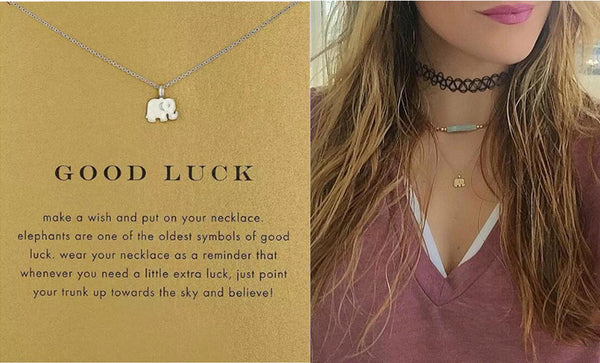 e60b06a150065a ... Gold or Silver Necklace & Pendant Attached to Gift Card Envelope -  MailDove ...