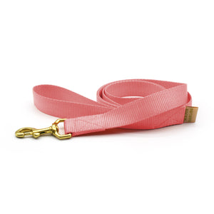 basic leash / pink
