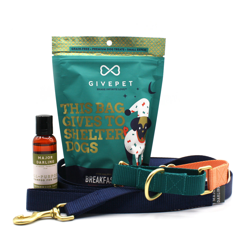 goodest pup / gift set