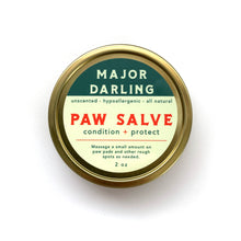 Load image into Gallery viewer, paw salve / 2oz tin