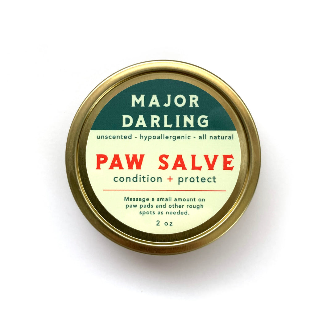 paw salve / 2oz tin