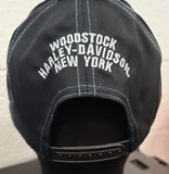 WHD Black Insignia Ballcap with dealer customization