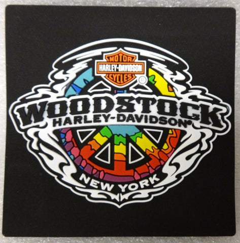 WHD custom mile tile magnet