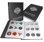 H-D Poker Chip Collector book