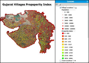 Villagewise Prosperity Index
