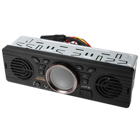 AV252B 12V Bluetooth 2.1 + EDR Vehicle Electronics In-dash MP3 Audio Player Car Stereo FM Radio with USB / TF Card Port