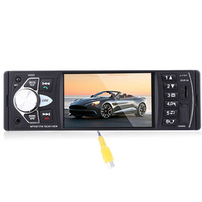 4022D 4.1 inch Car MP5 Player Bluetooth TFT Screen Stereo Audio FM Function Remote Control