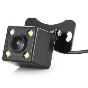 120 Degree Car Backup Camera with 4 LED Night Vision Light
