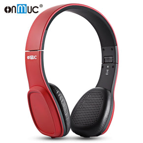 ONMUC L5 Foldable Touch Controlled Bluetooth Headset