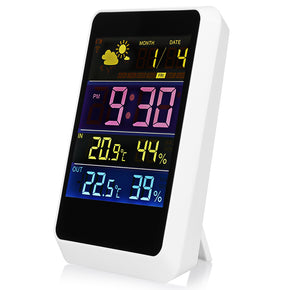 YGH391 Multi-functional Weather Station Alarm Clock