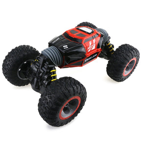 1/16 Double-sided 4WD RC Stunt Car with Remote Controller for Fun