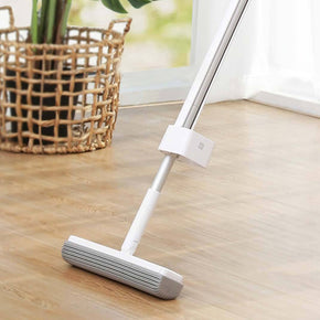 180-degree Rotating Standing Storage Space-saving Mop with Collodion Head from Xiaomi Youpin