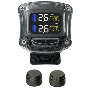 CAREUD M3-B-WI-H Wireless Tire Pressure Monitoring System External Sensor Set
