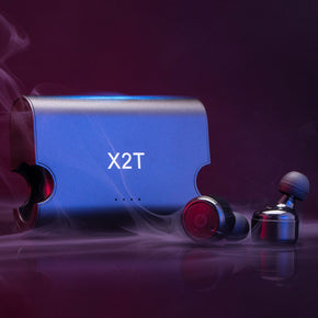 Mini X2T Wireless In-ear Double Bluetooth Headset